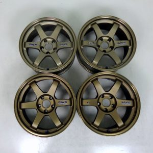 "960 Volk TE37 17"" 9j +15 +22 5x114,3Felgi z japonii jdm rims wheels from japan drift stance import megablast speed parts megablastspeedparts (1)"