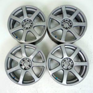 "1056 Work Emotion XT7 17"" 7j 7j +32+32 5x100 Felgi z japonii jdm rims wheels from japan drift stance import megablast speed parts megablastspeedparts (1)"