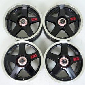"""1168 Impul RS 16"""" 7j 8j +38+38 4x114,3 5x114,3 Felgi z japonii jdm rims wheels from japan drift stance import megablast speed parts megablastspeedparts (1)"""