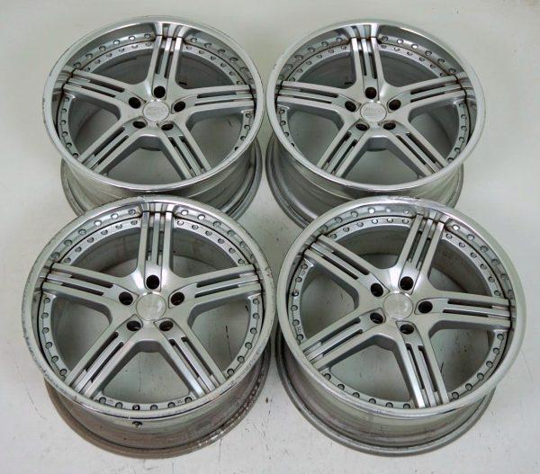 "1157 Leon Hardiritt Rasen 19"" 9j 10j +34+34 5x114,3 Felgi z japonii jdm rims wheels from japan drift stance import megablast speed parts megablastspeedparts (1)"