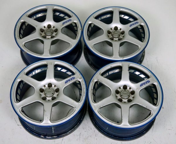 "1267 Rays Dayton Speed 17"" 8j 8j +35+35 5x100 Felgi z japonii jdm rims wheels from japan drift stance import megablast speed parts megablastspeedparts (2)"