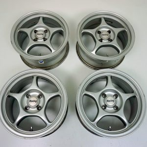 "1323 Enkei RP-01 15"" 7j 7j +45+45 4x100 Felgi z japonii jdm rims wheels from japan drift stance import megablast speed parts megablastspeedparts (1)"