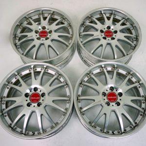 "1220 Ame shallen MX 19"" 8j 8j +45+45 5x114,3 Felgi z japonii jdm rims wheels from japan drift stance import megablast speed parts megablastspeedparts (2)"