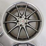 "1236 Work XSA-03C 19"" 8,5j 9,5j +38+38 5x114,3 Felgi z japonii jdm rims wheels from japan drift stance import megablast speed parts megablastspeedparts (1)"