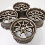 "1243 Work XD9 18"" 9j 10j +30+18 5x114,3 Felgi z japonii jdm rims wheels from japan drift stance import megablast speed parts megablastspeedparts (6)"