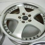 "1302 Work Euroline 18"" 8j 8j +38+38 5x114,3 Felgi z japonii jdm rims wheels from japan drift stance import megablast speed parts megablastspeedparts (1)"