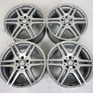 "1304 AMG Mercedes W212 18"" 8,5j 9j +48+54 5x112 Felgi z japonii jdm rims wheels from japan drift stance import megablast speed parts megablastspeedparts (1)"