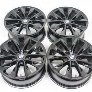 BMW X3 X4 F25 F26 Styling 307 18x8J 8J ET 43 + czujniki TPMS