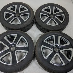 Mercedes 17x 7J 5 x 112