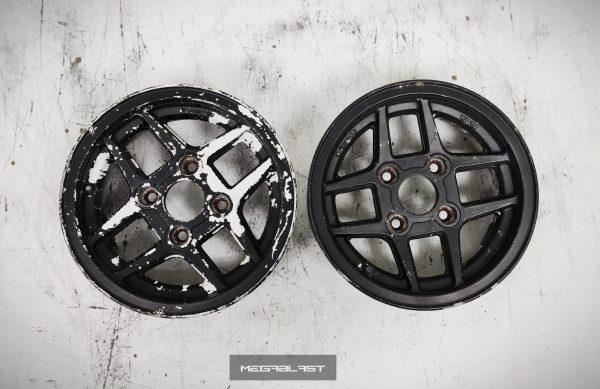 TOM'S TOMS Pound Wheel 13'' 6J 4 x 114.3